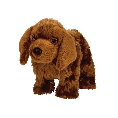 TY Beanie Baby - Peluche Animaux - Seadog le Chien Terre-Neuve