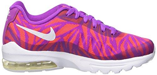 Max hyper Kjcrd W Da Air white ttl Nike Violet Donna Invigor Corsa Scarpe Multicolore Crimson EUfwSqqn