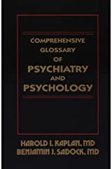 Comprehensive Glossary of Psychiatry and Psychology Paperback