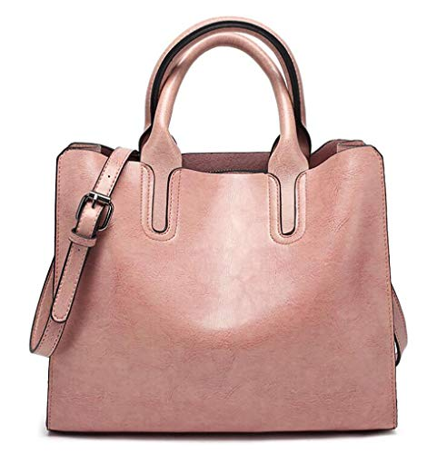 à bandoulière Sacs en Cuir La PU d'unité LIGYM Mode Pink croisés à Sacs Centrale fourre bandoulière Sacoche Tout zHUf6wq