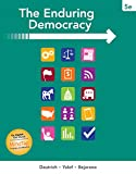 The Enduring Democracy (MindTap Course List)