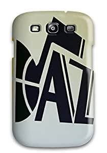 Quality DanRobertse Case Cover With Utah Jazz Nba Basketball (20) Nice Appearance Compatible With Galaxy S3