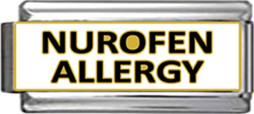 nurofen-allergy-medical-alert-id-italian-charm-9mm-x1-me225-single-superlink