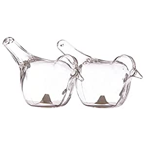 Glass Love Birds Salt and Pepper Set by Puckator