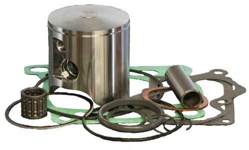Piston Atv Wiseco (Wiseco PK1107 83.25 mm 2-Stroke ATV Piston Kit with Top-End Gasket Kit)
