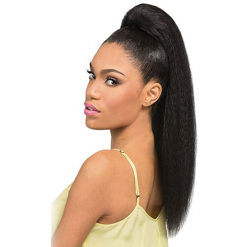 Drawstring Synthetic (Outre Synthetic Drawstring Ponytail Timeless Tess (1B))