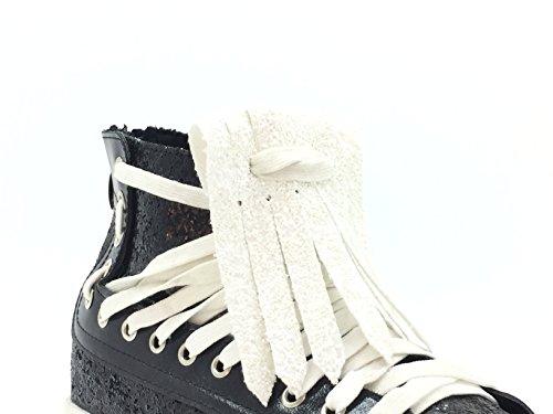 Chic Sneaker Donna Nana Nero nero ATqrAF7w