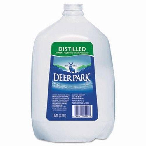 Deer Park Brand Distilled Water (1 Case (6 Bottles))