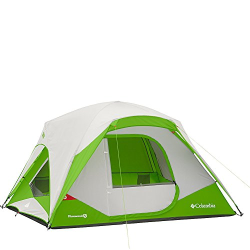 Columbia Sportswear Pinewood 4 Person Dome Tent Fuse Green