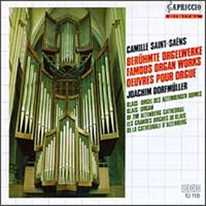 Famous Organ Works