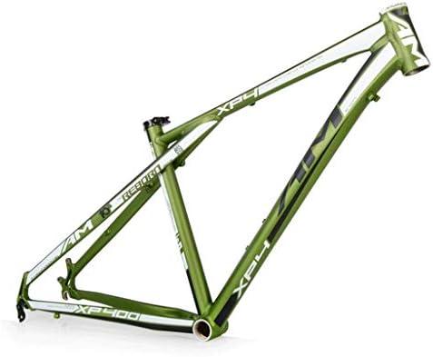 SN 自転車フレームXCオフロードマウンテンバイクラックハイエンドスチール弾性26インチ高強度錆 (Color : A, Size : 26inch-16)