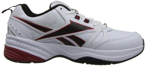 Reebok Heren Royal Trainer Mt Cross-trainer Schoen Wit / Zwart / Uitstekende Rode