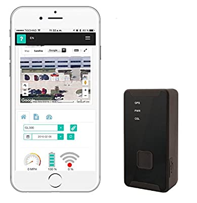 Optimus 2.0 Real Time GPS Tracker - 2nd Gen from Queclink