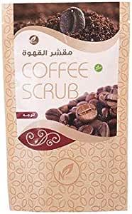 Nature Visions Coffee Face Scrub - Powder, exfoliation, 100 gm