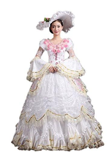 Amazon Zukzi Womens Wonderfully Victorian Prom Masquerade