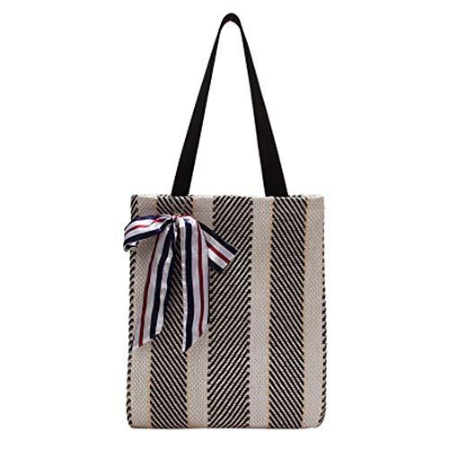 mujer Negro única Bolso talla mochila MENGMA para wxR7q6R1