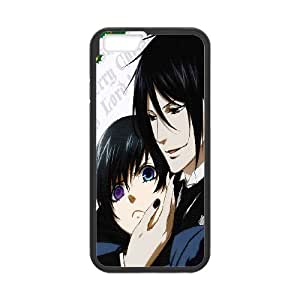 Generic Case Black Butler Sebastian For iPhone 6 4.7 Inch Q2A2998281
