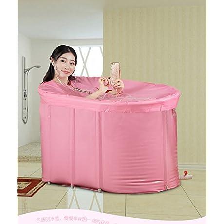 Sunhai Adult Plastic Jacuzzi Folding Tub Tubing Barrels