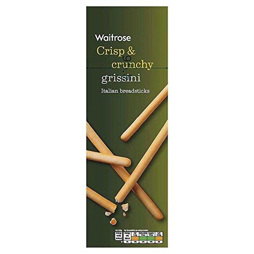 Traditional Grissini Breadsticks Waitrose 125g Pack of 2