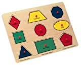 : Easy Grip Shapes Puzzle