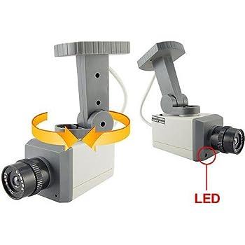Amazon.com : Realistic Looking Mock Surveillance Camera w