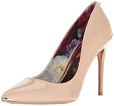 5524718e078 Amazon.com: Ted Baker Women's KAAWA Pump, Nude, 9.5 M US: Shoes
