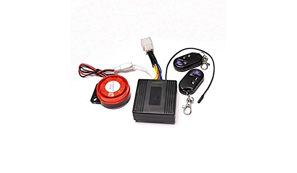 New Mini ATV Scooter Motorcycle Remote Alarm System HRC-0127-435