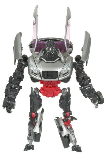 Amazon Com Transformers Deluxe Sideways Toys Games