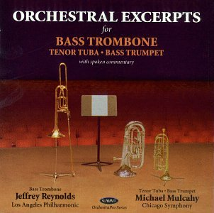 Orchestral Excerpts for Bass Trombone, Tenore Tuba, Bass Trumpet by Summit