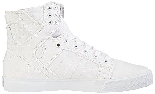Supra Skytop D Sneaker Off Bianco / Bianco