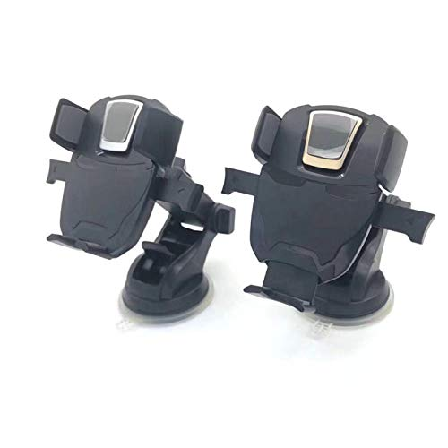 (Easy one Touch 3th Generation Transformers Extension Long arm car Mobile Phone Holder on Dashboard and windscreen)