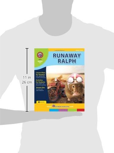 Runaway Ralph - Novel Study: Sonja Suset: 9781553191537: Amazon ...