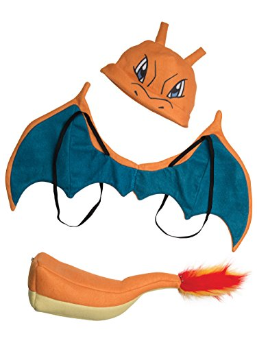 Rubie's Costume Pokemon Charizard Child Costume Kit]()