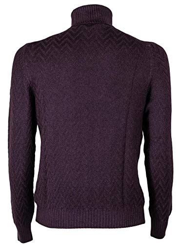 By Tagliatore Maille Laine Lerario Rolf597gsi1807562 Homme Violet Pino OfAPqwd