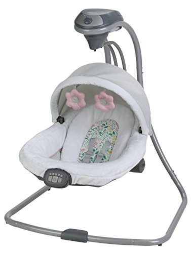 Graco Oasis with Soothe Surround Technology Baby Swing, Tasha by Graco