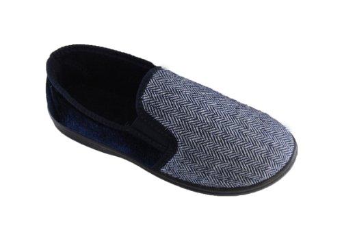 Socks Uwear , Herren Hausschuhe Marineblau