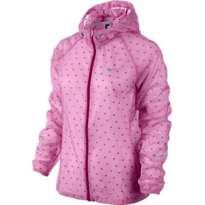 NIKE Ladies Vapor Cyclone Jacket, Violet, S (Nike Vapor Jacket compare prices)