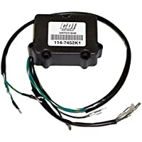 CDI Electronics - Mercury Marine, Switch Box New Case Design - 114-7452K 1