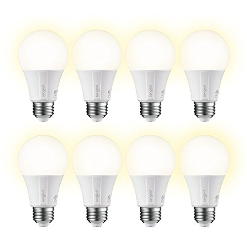 Sengled Smart LED Soft White (Element Classic) Bulb, Hub Required, 2700K, A19 60W Equivalent, Works With Alexa, Google Assistant & SmartThings, 8 Pack