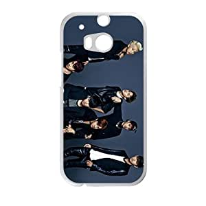 BTS Phone Case for HTC ONE M8 black