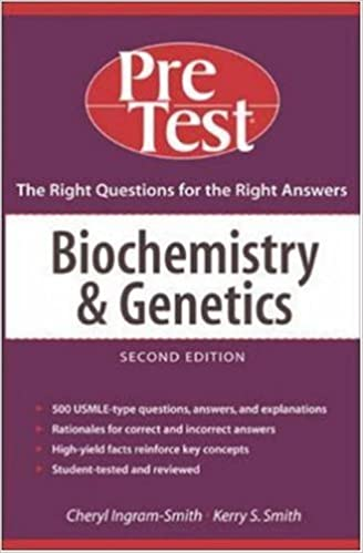 download biochemistry and genetics pretest self assessment and review 5 e pretest basic science