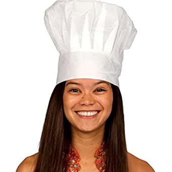 OzStore Chef Hat Costume - Dress-up Party - Adults and Kids