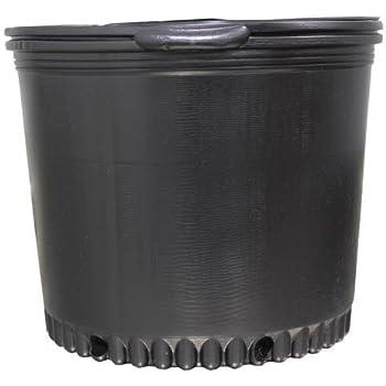 Amazon Com White Ridge 725520 Blow Molded Nursery Pot 7