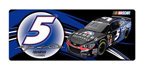 NASCAR #5 KASEY KAHNE BUMPER STICKER-KASEY KAHNE CAR BUMPER STICKER-NEWER STYLE - Kasey Kahne Bumper