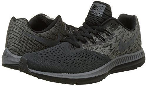 black anthracite Grey 4 Zoom 007 Winflo dark Nike Uomo Running Scarpe Multicolore qvazxRz0