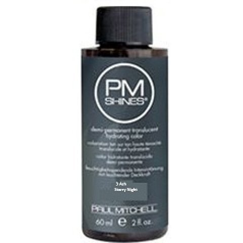 Paul Mitchell PM Shines Demi-Permanent Hair Color 2oz (3A) Starry Night