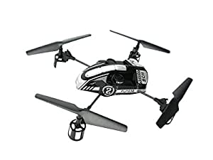 EZ Fly RC 101S Flipside Quadcopter, Silver