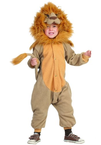 Lee the Lion Funsie Toddler Costume]()