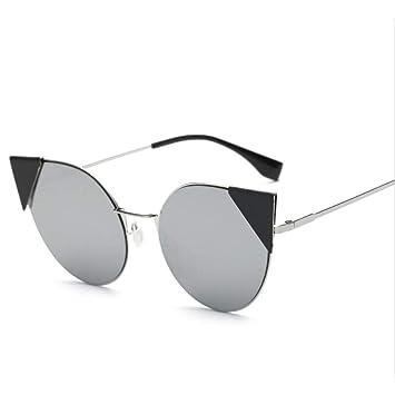 f0c1c7b539 Gafas de Sol Mujer Gafas de Sol Pareja Street Shot Usar Gafas de Sol,6:  Amazon.es: Deportes y aire libre