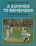 Summer to Remember: England Versus Australia, 1981